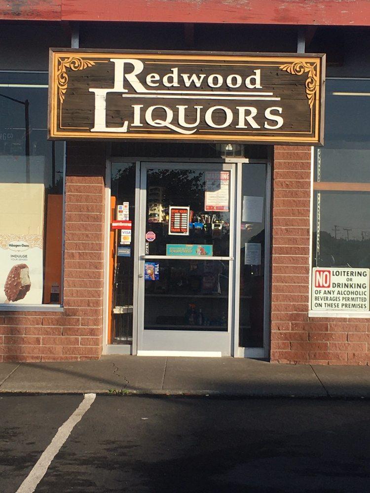 Redwood Liquors