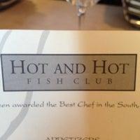 Hot and Hot Fish Club