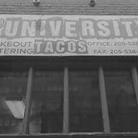 University Tacos & Burritos