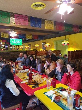 Los Rancheros Mexican Grill Forestdale