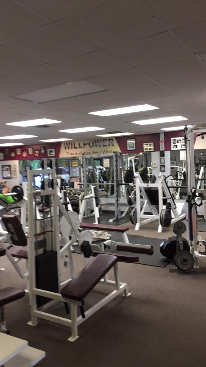 WillPower Fitness Gym 16233 US-280, Chelsea