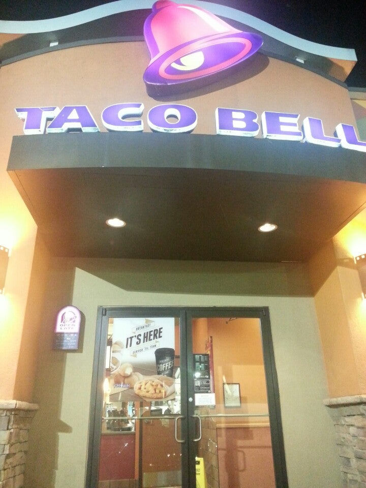 Taco Bell 16778 US-280, Chelsea