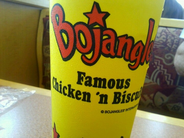 Bojangles' Famous Chicken 'n Biscuits 15392 US-280, Chelsea