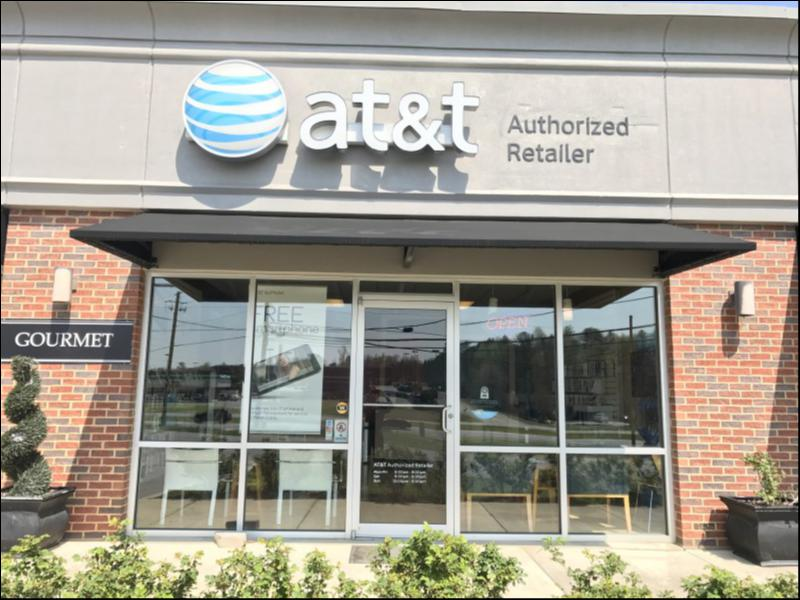 AT&T Store 16700 U.S. Hwy 280 W Suite B, Chelsea