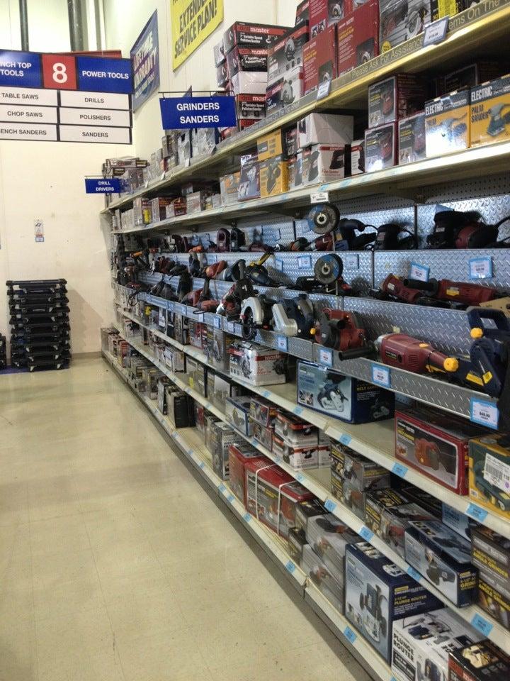Harbor Freight Tools 4321 University Dr NW, Huntsville