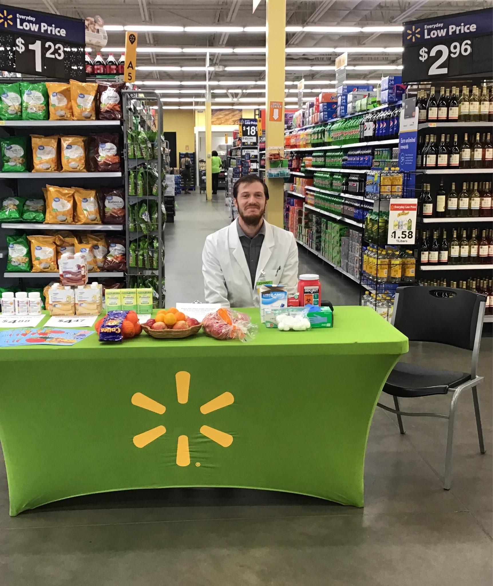 Walmart Gas Station Montgomery