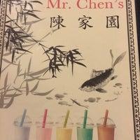 Mr.Chen's
