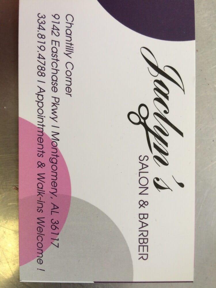 Jaclyn's Salon & Barber