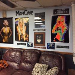 Man Cave Barber Shop