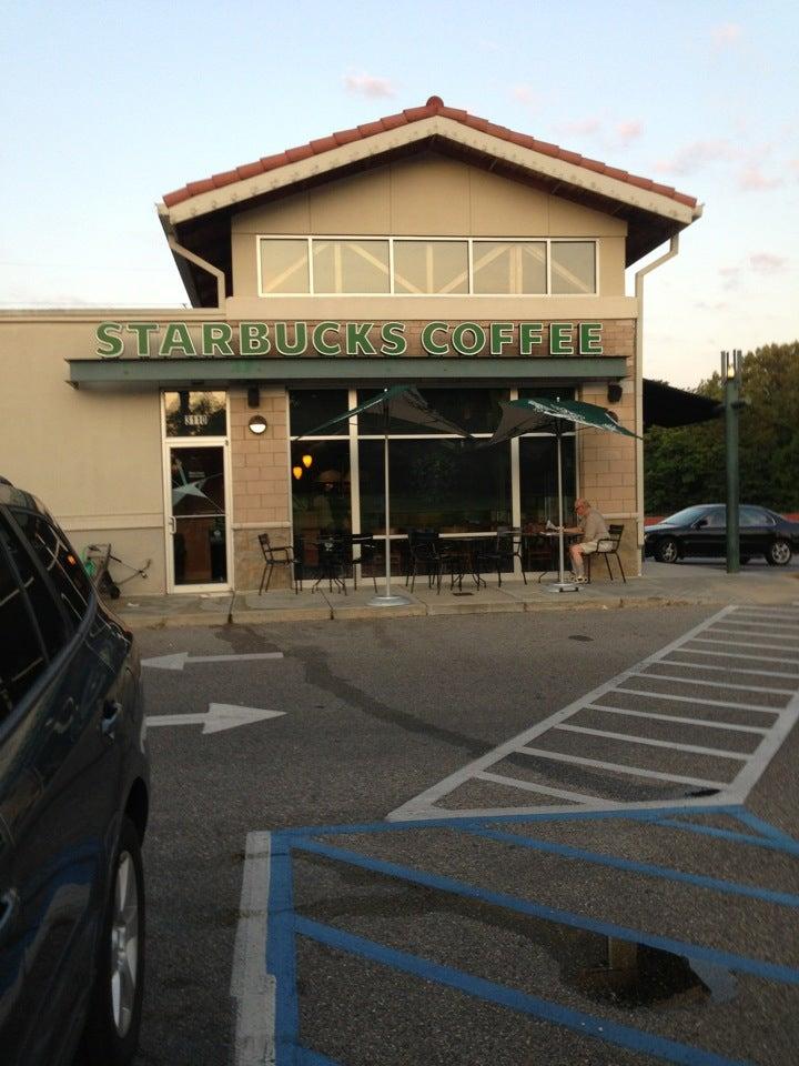 Starbucks Montgomery