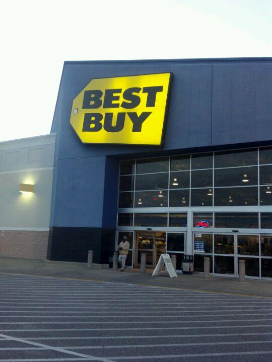 Best Buy 7701 Eastchase Pkwy, Montgomery