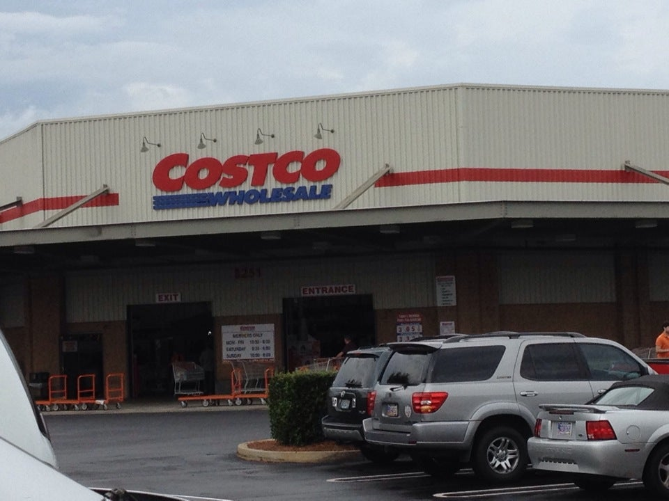 Costco 8251 Eastchase Pkwy, Montgomery