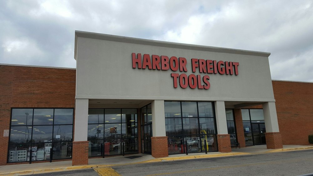 Harbor Freight Tools 2268 Eastern Blvd ste a, Montgomery