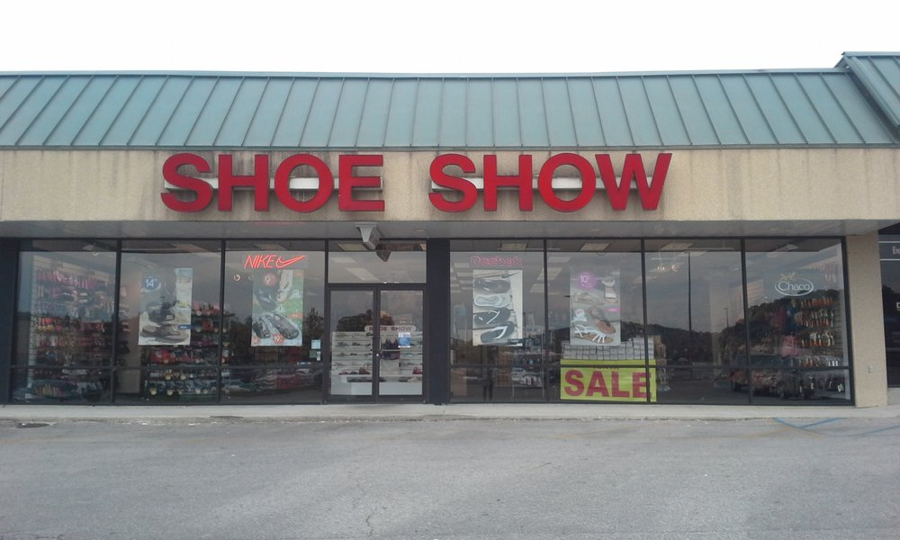 Shoe Show 2343 2nd Ave E C, Oneonta
