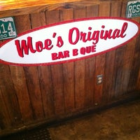 Moe's Original BBQ - Tuscaloosa