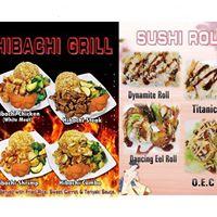 OEC Japanese Hibachi & Sushi McFarland