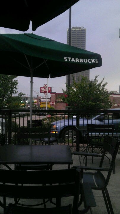 Starbucks Little Rock