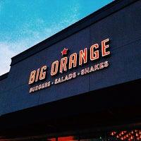 Big Orange : Midtown Little Rock