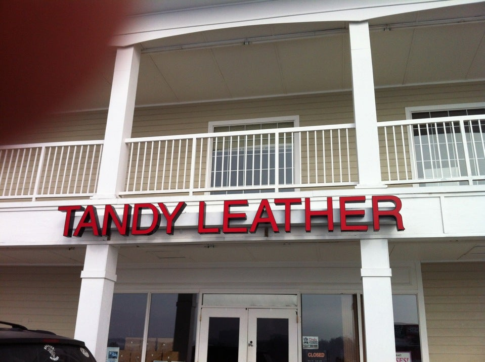Tandy Leather 901 Towne Oaks Dr B, Little Rock