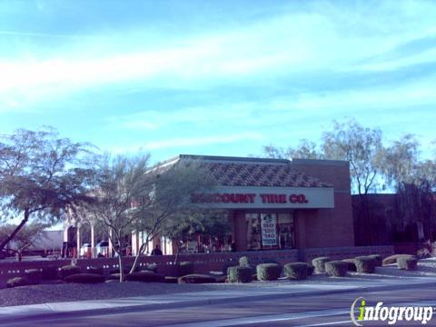 Discount Tire 1677 W Chandler Blvd, Chandler