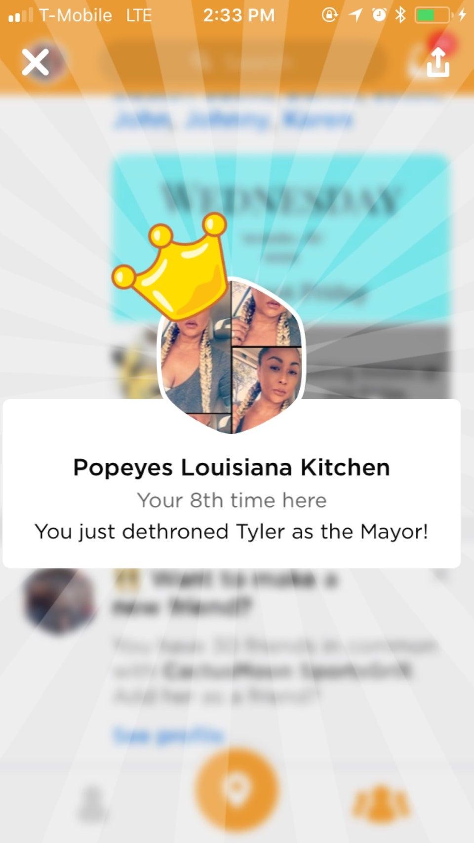 Popeyes Louisiana Kitchen 2850 S Alma School Rd, Chandler