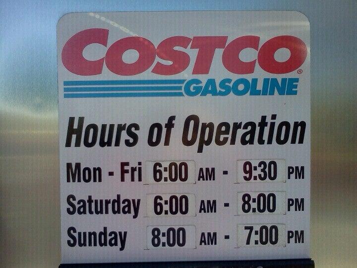 Costco Gas Station 595 S Galleria Way, Chandler