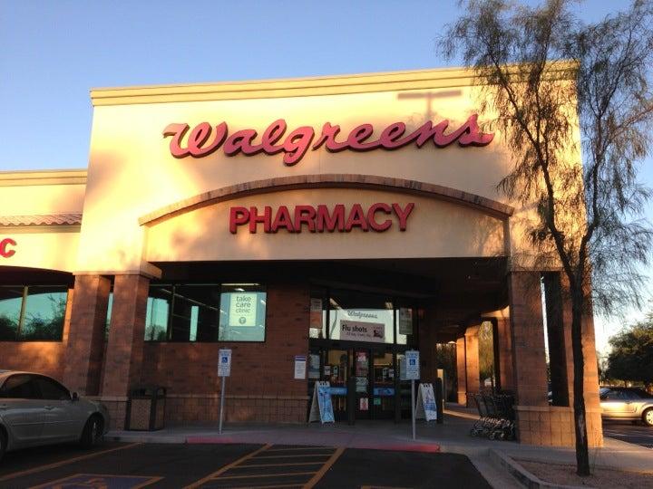 Walgreens Pharmacy Chandler