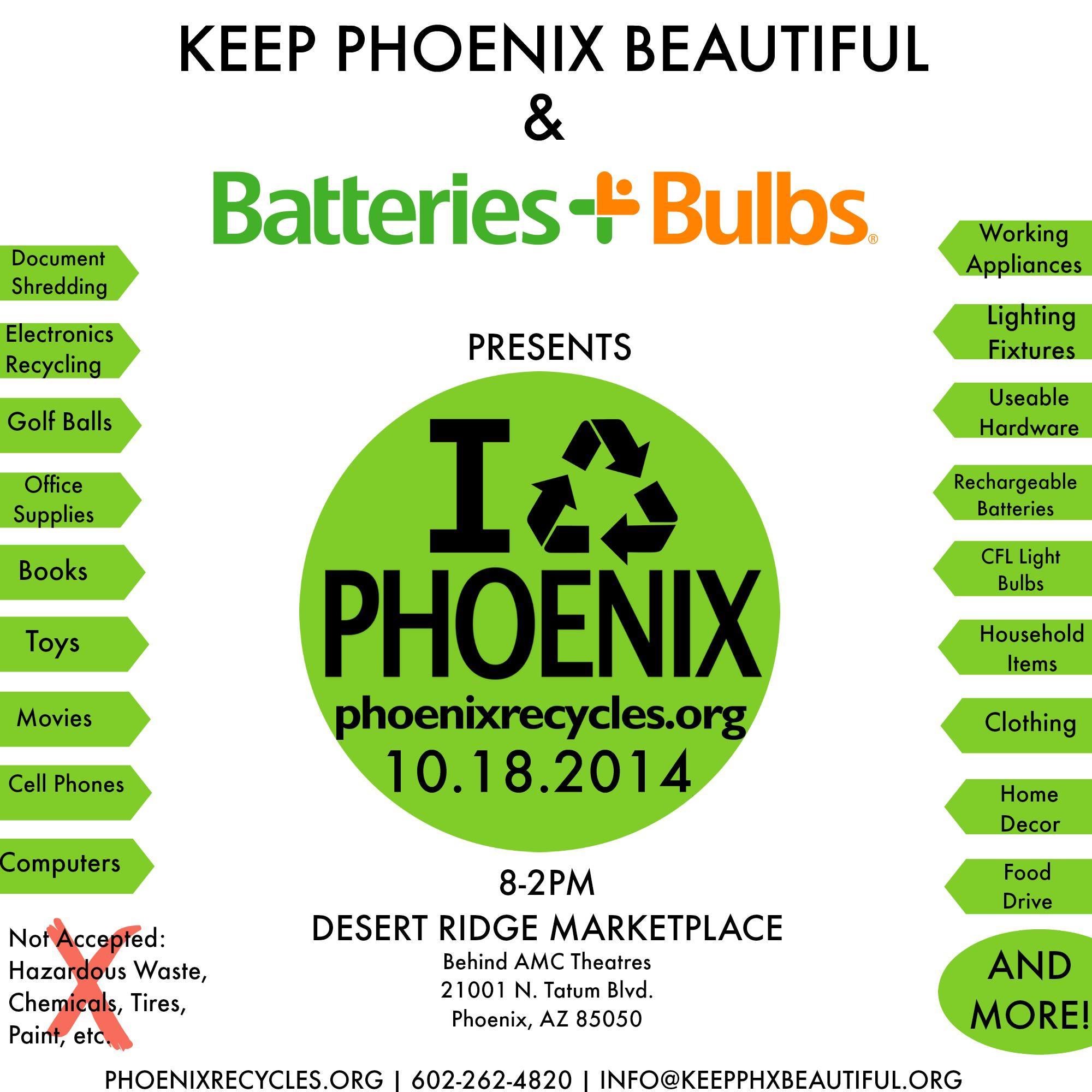 Batteries Plus Bulbs 3014 N Dobson Rd Suite 2, Chandler