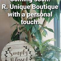 R. Unique Boutique