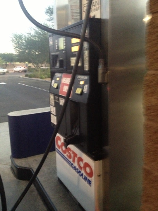 Costco Gas Station 17550 N 79th Ave, Glendale