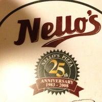 Nello's Pizza Mesa
