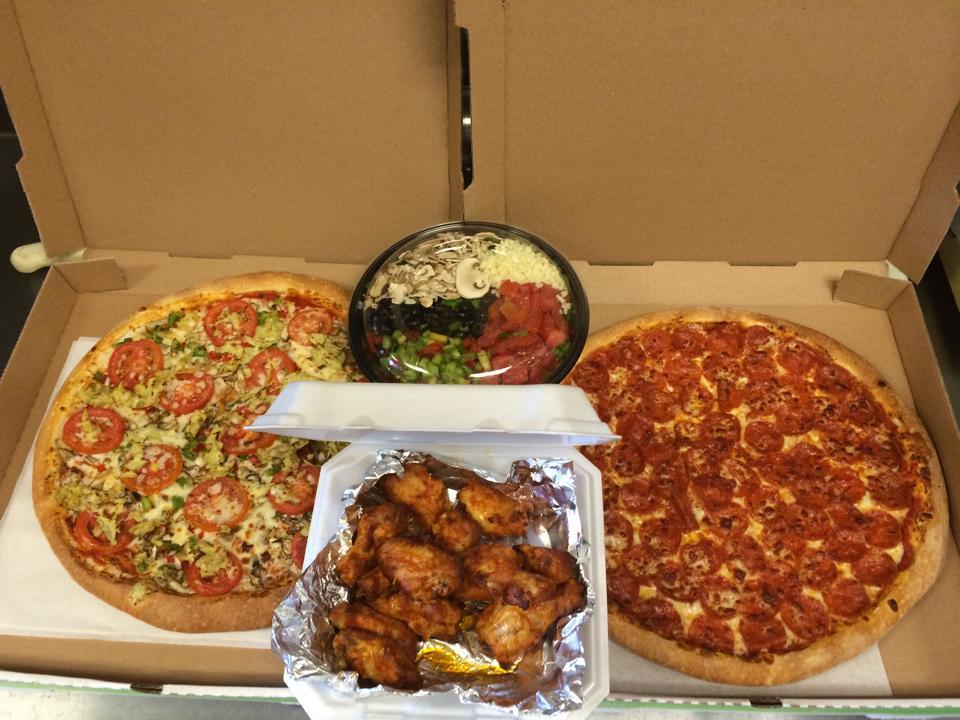 Granite Mountain Pizza Company 3196 Willow Creek Rd a102, Prescott