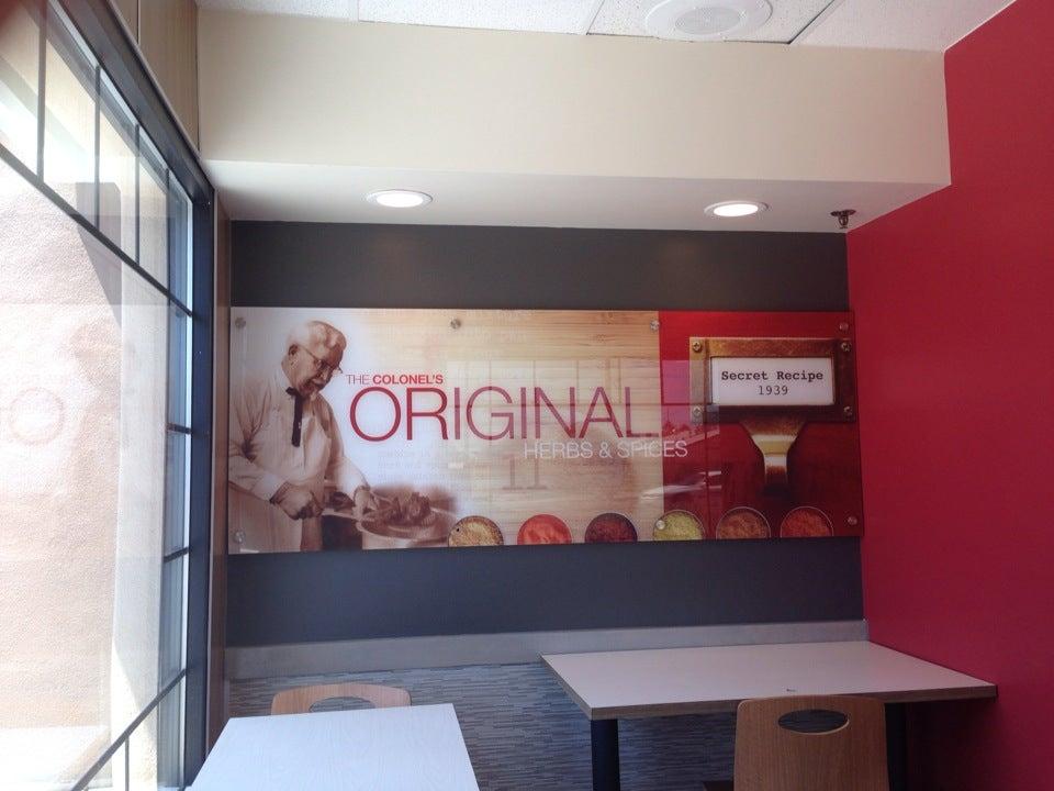 KFC 8050 E Indian School Rd, Scottsdale