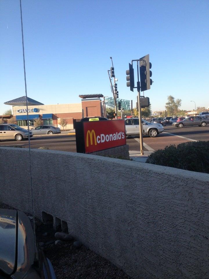 McDonald's Scottsdale