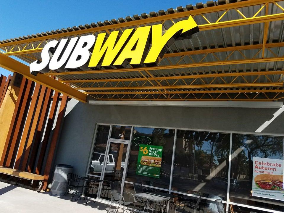 Subway Scottsdale