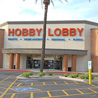 Hobby Lobby 9109 E Indian Bend Rd, Scottsdale