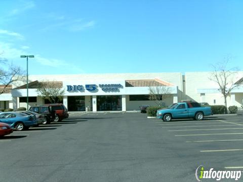 Big 5 Sporting Goods 3330 N Hayden Rd, Scottsdale