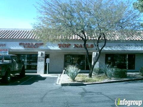 Top Nails 7119 E Shea Blvd # 107 Southwest corner of Scottsdale Rd and, E Shea Blvd, Scottsdale