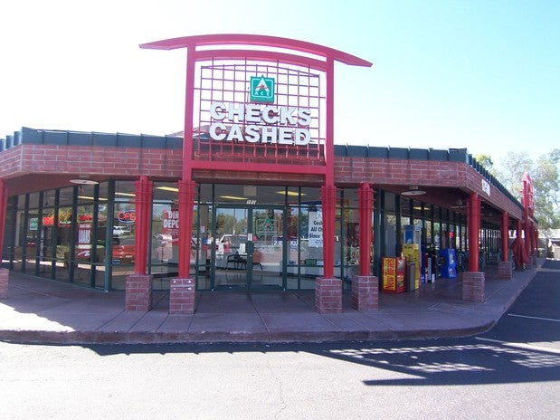 ACE Cash Express 1750 S Rural Rd #101, Tempe