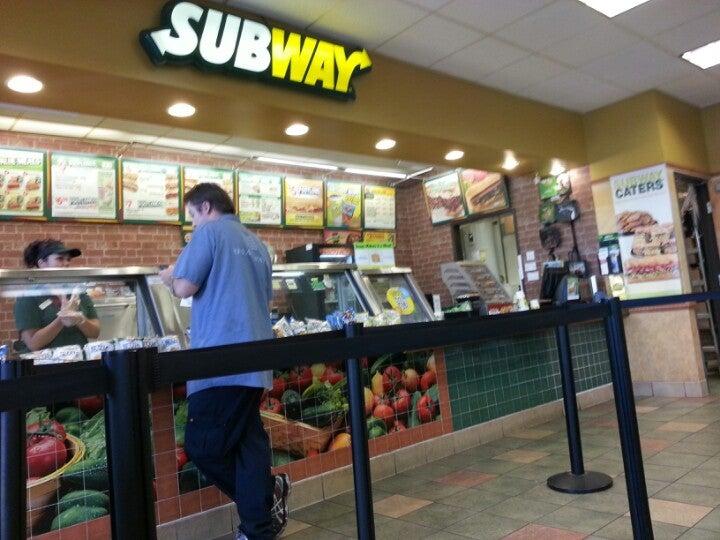 Subway Tempe
