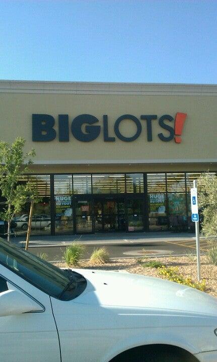 Big Lots 940 E Baseline Rd, Tempe