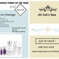 Ali Cat's Spa