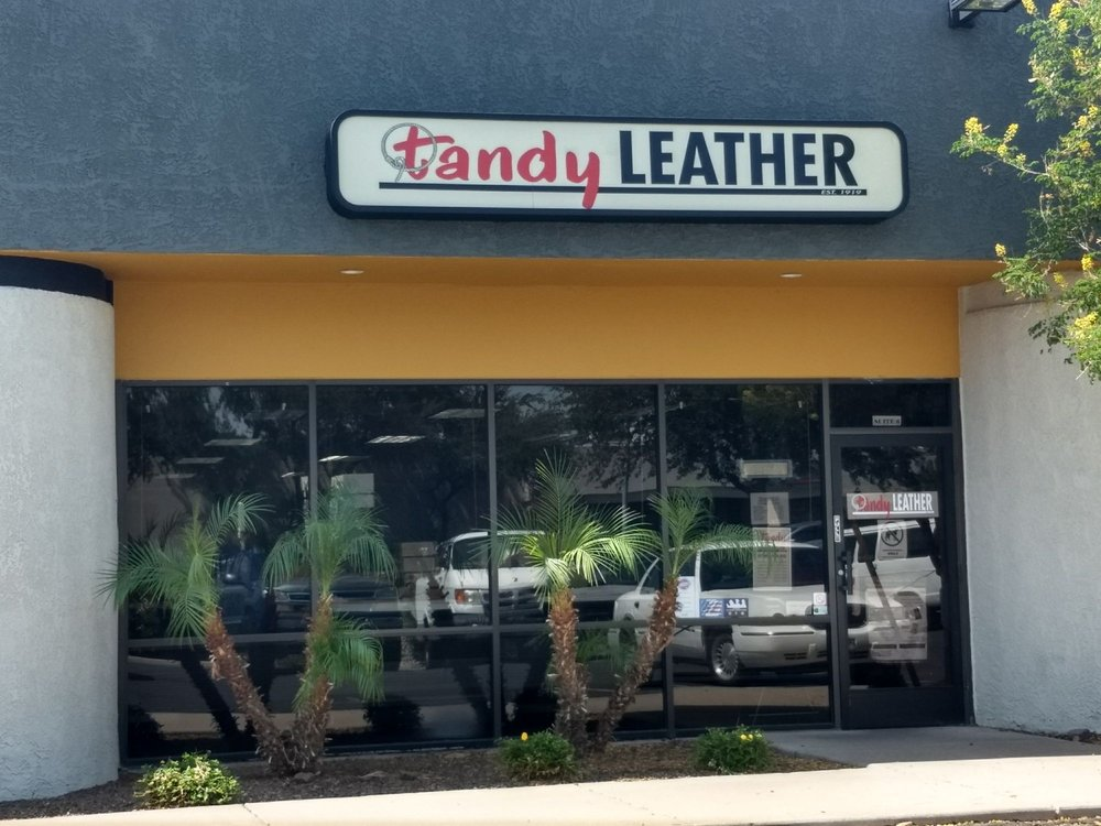 Tandy Leather 2245 W University Dr #6, Tempe