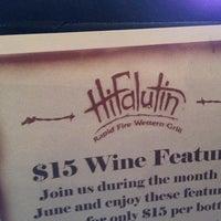 HiFalutin Rapid Western Grill