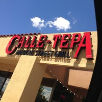 Calle Tepa Mexican Street Grill & Bar