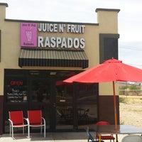 Juice N Fruit Raspados