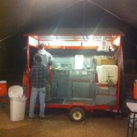 El Sinaloense Hot Dog Cart