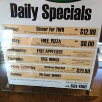 Rosati's Pizza Sports Pub, Ina Rd