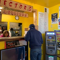 Jector's Burritos