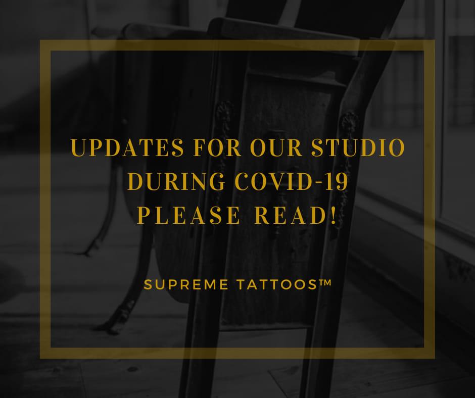 Supreme Tattoo 46135 Yale Rd, Chilliwack